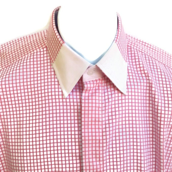 Tailor Made Shirt 5X Dress Button Down French Cuff